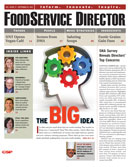 FoodService Director Magazine FoodService Director | September 2011 Issue