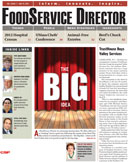 FoodService Director Magazine FoodService Director | July 2012 Issue