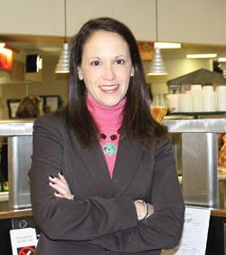 MenuDirections 2012: Lisette Coston Named FSD of the Year