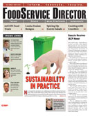 FoodService Director Magazine FoodService Director | May 2012 Issue