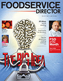 FoodService Director Magazine FoodService Director   July 2013 Issue