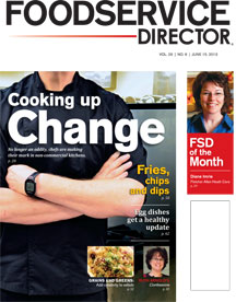 FoodService Director Magazine FoodService Director   June 2013 Issue