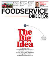 FoodService Director Magazine FoodService Director   July 2014 Issue