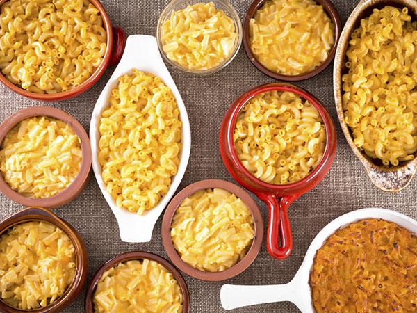 mac cheese dishes