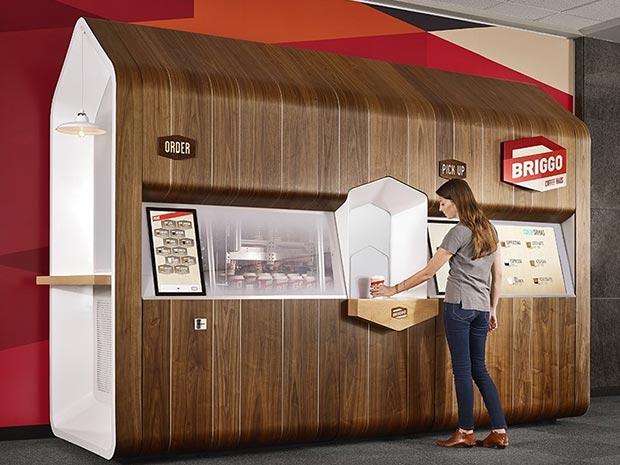briggo coffee haus kiosk