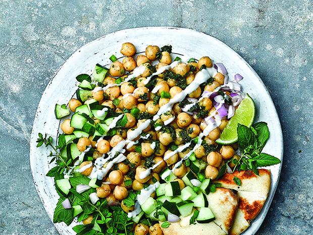 plant forward recipe foodservice
