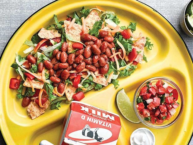 Texas ranchero taco salad