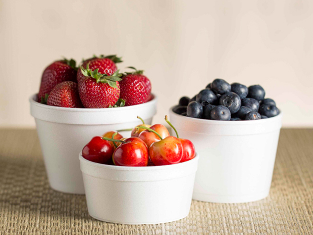 WinCup foam food containers