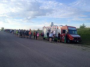 boulder valley schools food truck