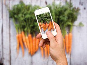 carrots iphone