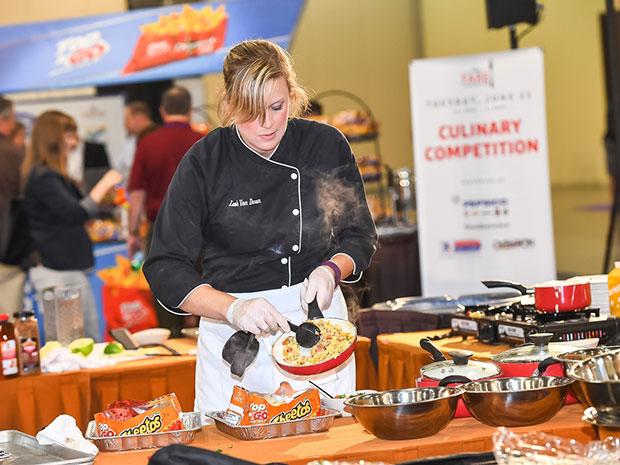 fare conference culinary competition