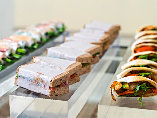 grab and go sandwiches