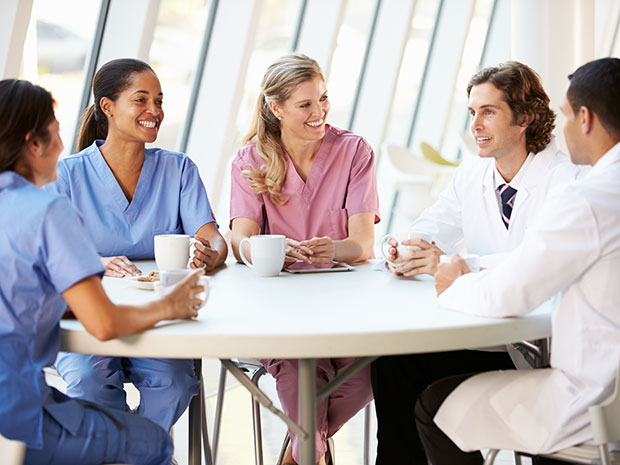 healthcare foodservice coffee