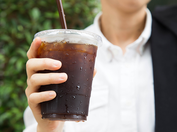 iced coffee to go