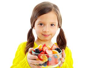 kid fruit salad