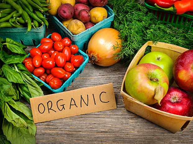 organic produce foodservice