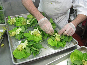 pennswood village salad