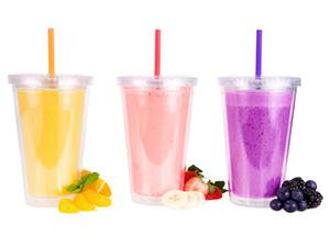 smoothie fruit beverage drink options