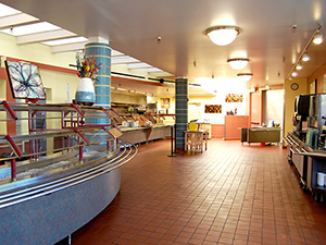 Florence Moore Dining Hall, Stanford University