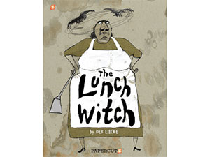 the lunch witch book