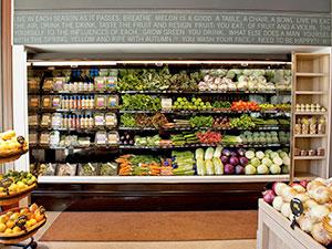 university washington produce display