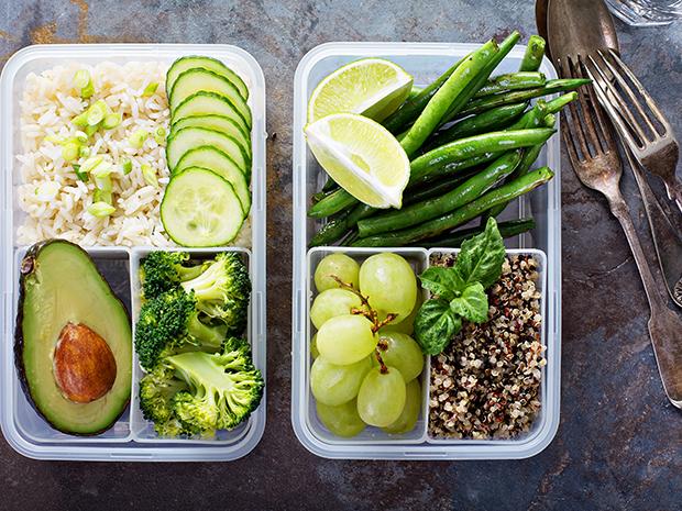 vegan prep options