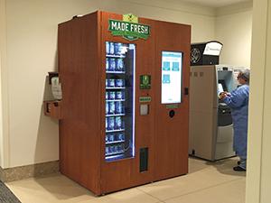 vending salad machine