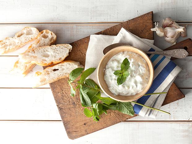 yogurt bread cutting board