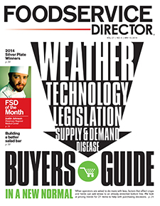 FoodService Director Magazine FoodService Director   May 2014 Issue