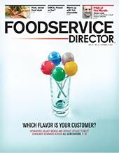 FoodService Director   October 2014