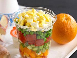 shake up salad