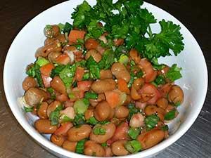 ful medames salad