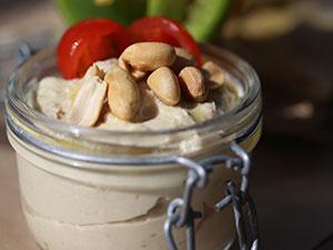 omni hotels Peanut Hummus