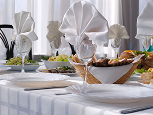 table set dining