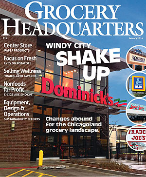 Winsight Grocery Business Magazine January 2014 Issue