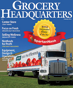 Winsight Grocery Business Magazine February 2014 Issue