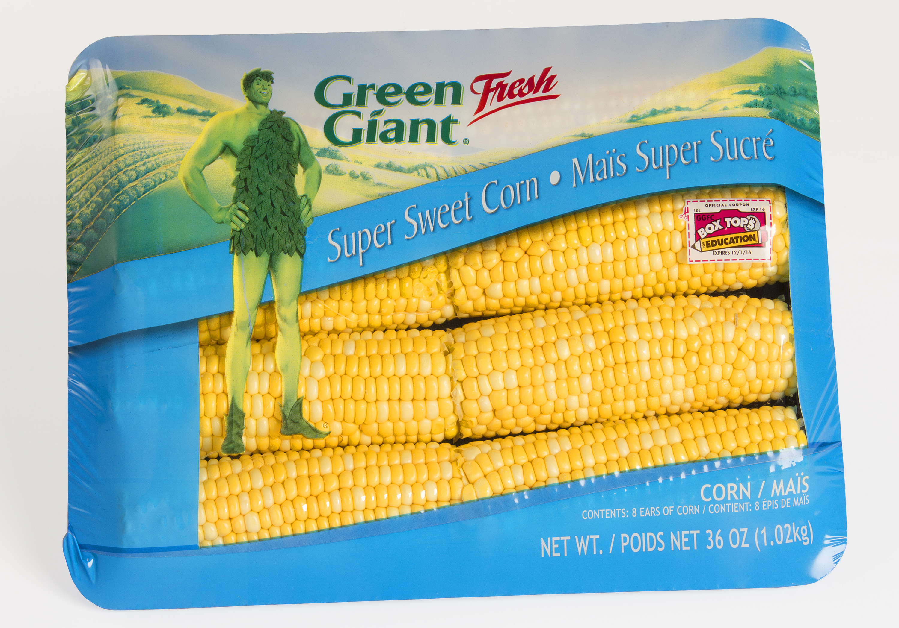 Pioneer Growers Launches Green Giant Sweet Corn Products