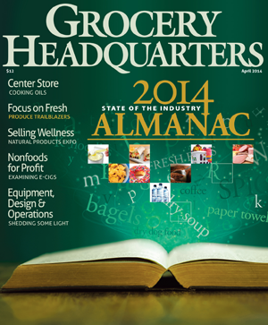 Winsight Grocery Business Magazine April 2014 Issue