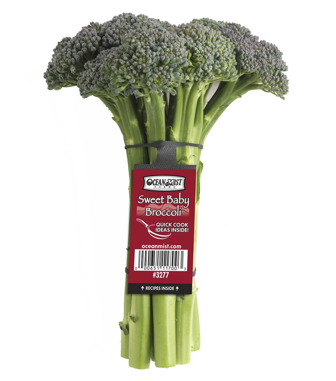 Ocean Mist Farms Adds Baby Broccoli