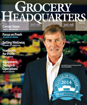Winsight Grocery Business Magazine May 2014 Issue