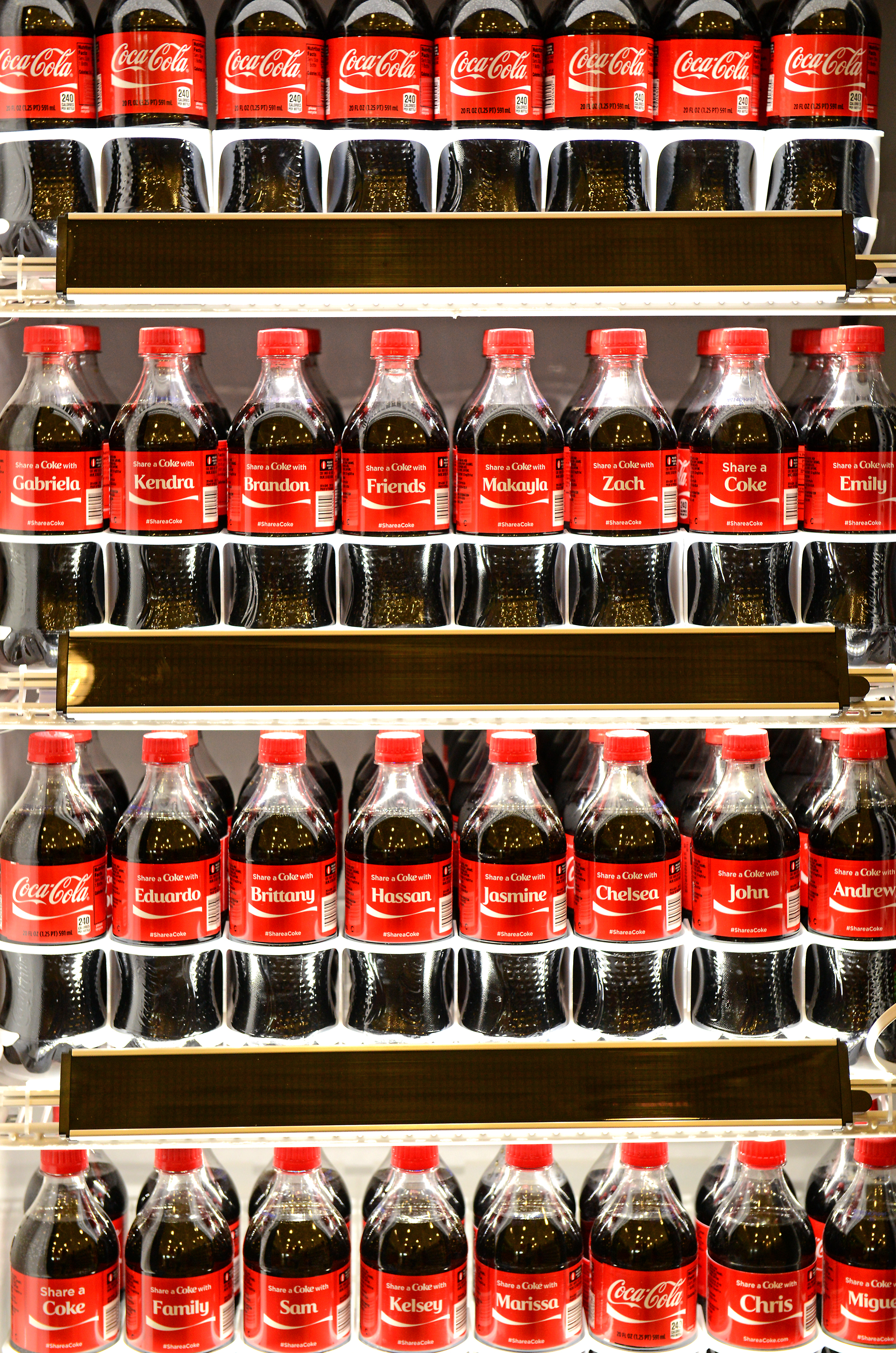 Coca-Cola Celebrates A Summer Of Sharing