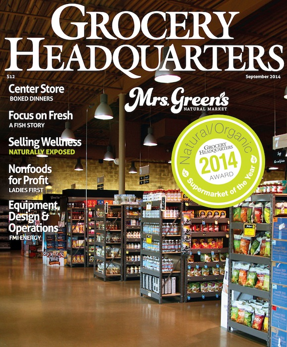 Winsight Grocery Business Magazine September 2014 Issue