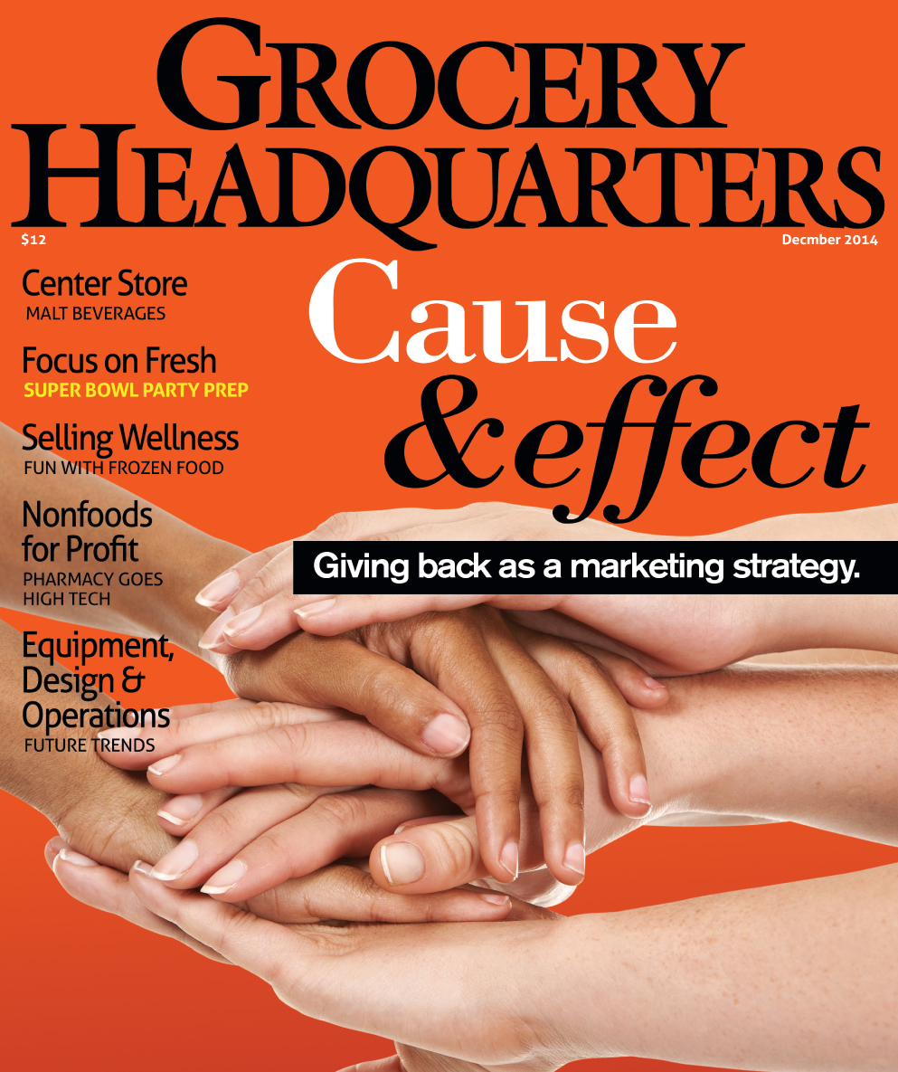 Winsight Grocery Business Magazine December 2014 Issue