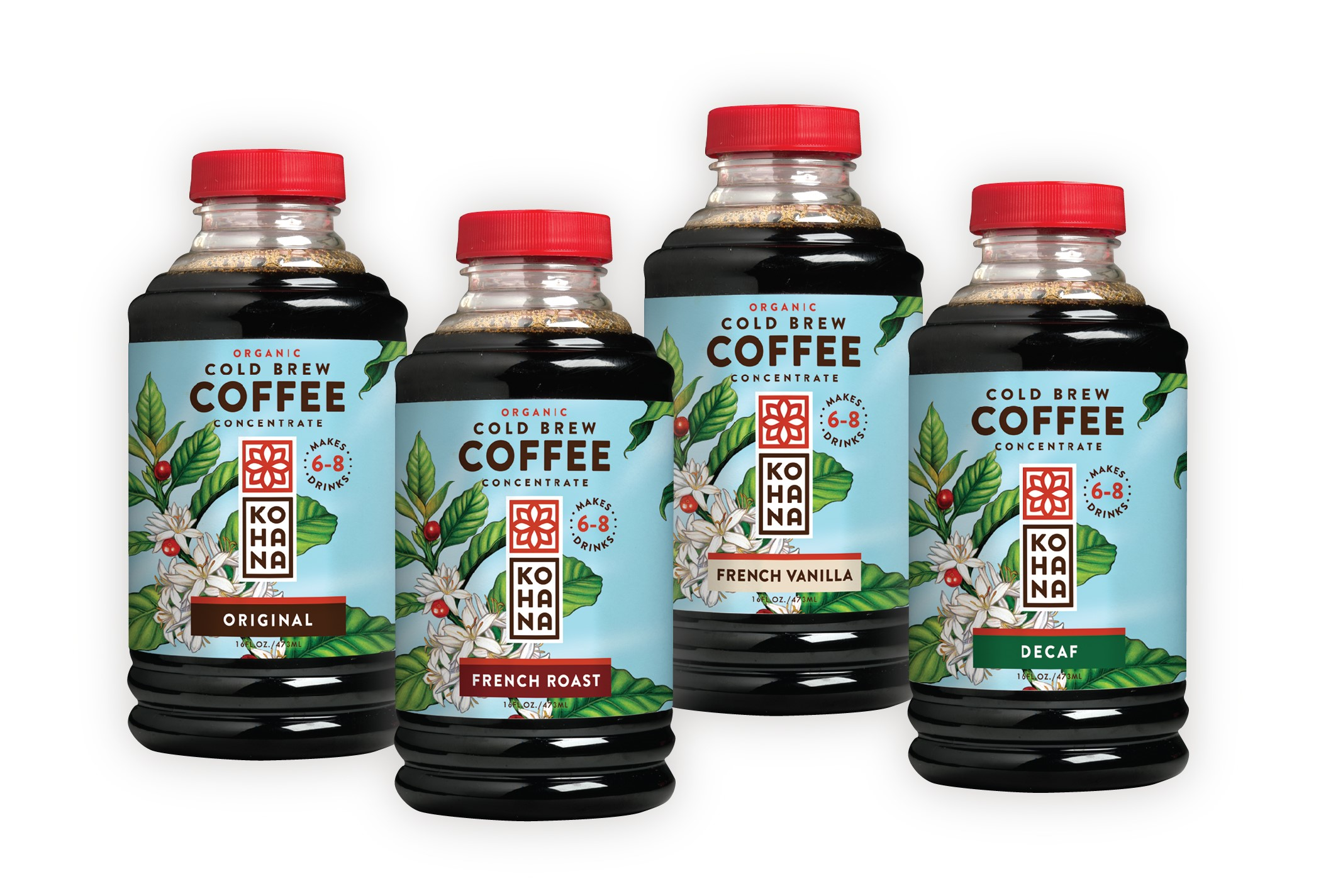 Kohana Coffee Expands Shelf Stable Cold Brew Line