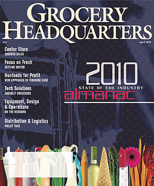 Winsight Grocery Business Magazine April 2010 Issue