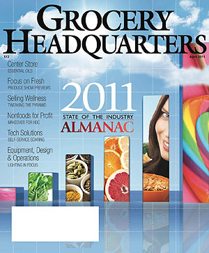 Winsight Grocery Business Magazine April 2011 Issue