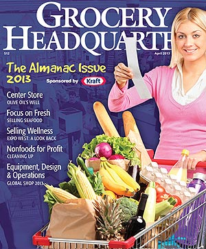 Winsight Grocery Business Magazine April 2013 Issue