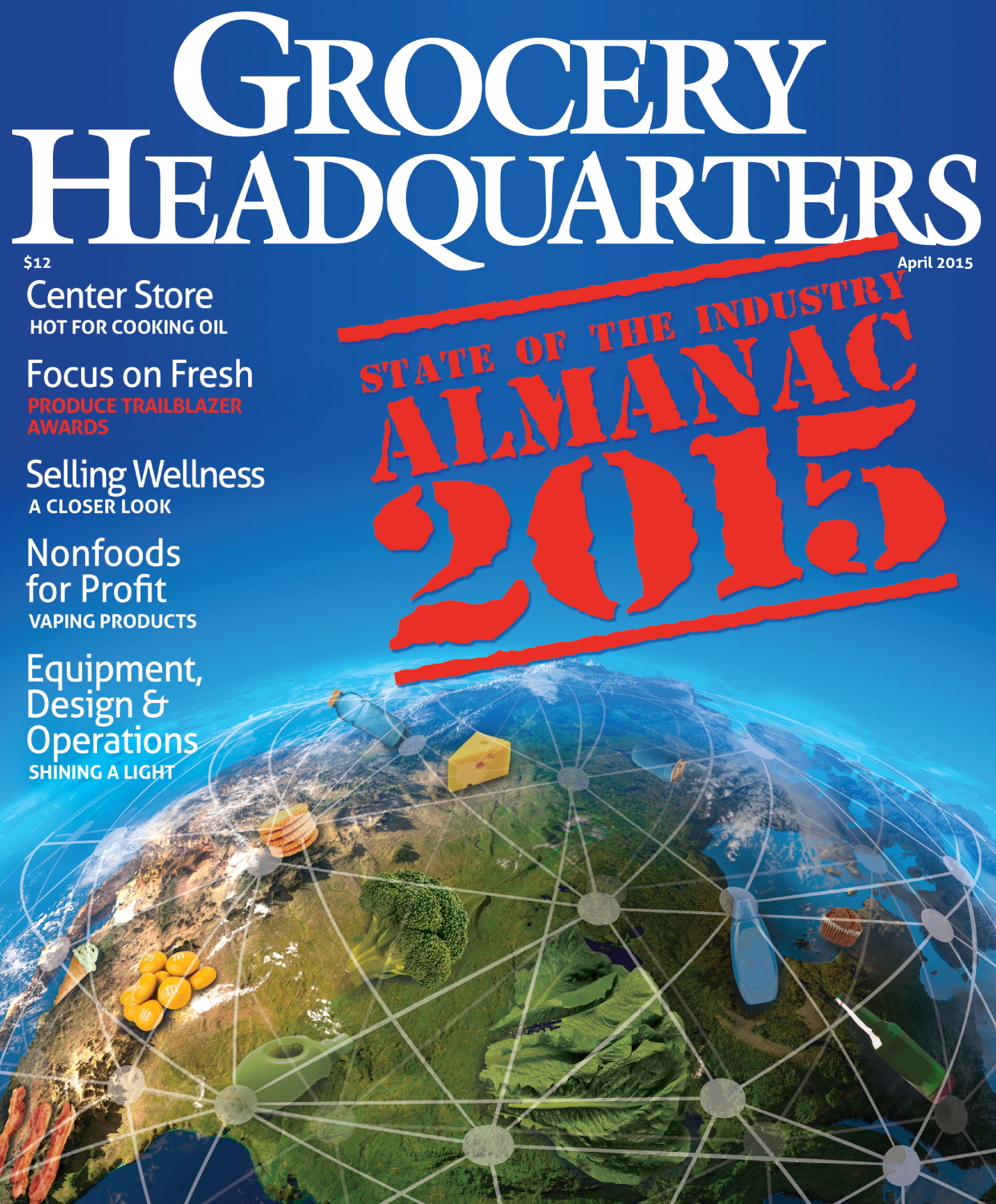 Winsight Grocery Business Magazine April 2015 Issue