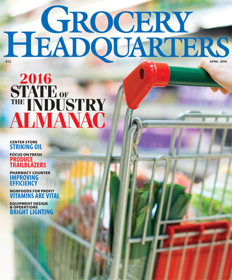 Winsight Grocery Business Magazine April 2016 Issue