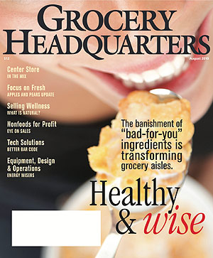Winsight Grocery Business Magazine August 2010 Issue